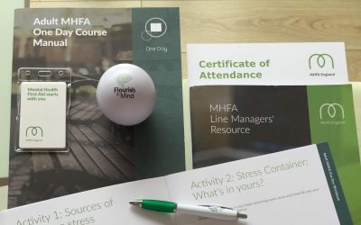 The Benefits to your Business of Mental Health First Aiders